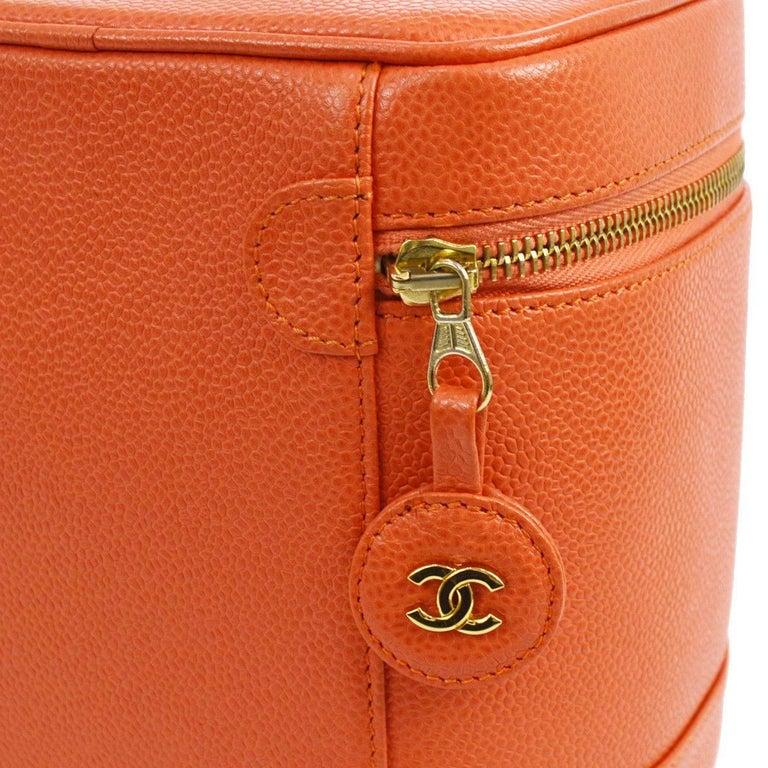 Orange Chanel