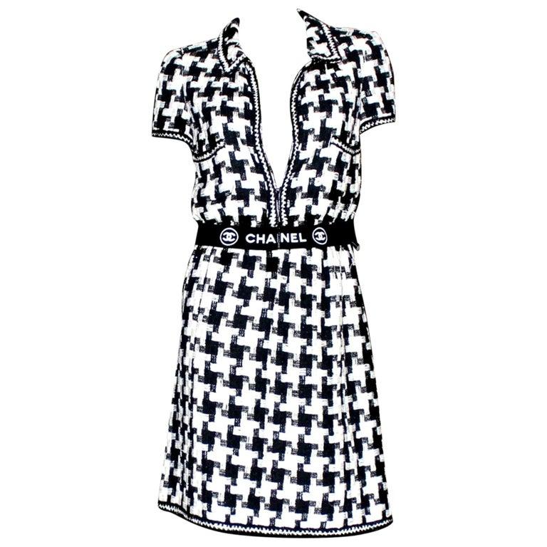 Chanel CC Signature Logo Lesage Fantasy Jacket Tweed Skirt / Dress Suit For Sale