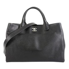 Chanel Cerf Executive Tote NM Caviar Large
