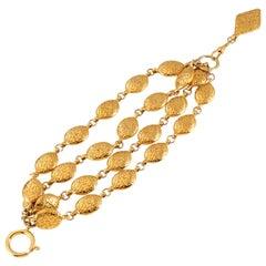 Chanel Charm Four Strand Bracelet