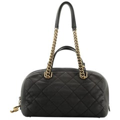Chanel Chic Chain Bowling Bag