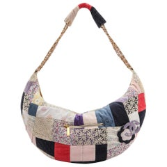Chanel Classic Flap Limited Edition Classic Patchwork Assorted Multi Color Bag
