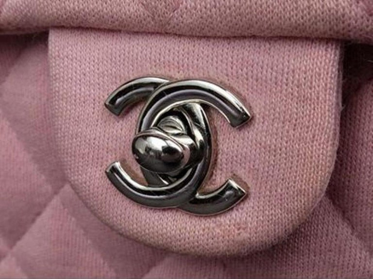 5004e89af3de Chanel Classic Flap Quilted Canvas Mini Square Crossbody 215367 Shoulder Bag  For Sale 1