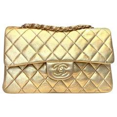 Chanel Classic Gold Bag
