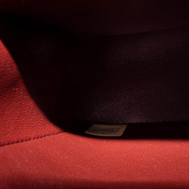 Chanel Classic Medium Jersey Double Flap Bag 3