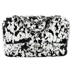 Chanel Classic Single Flap Bag Sequins Medium