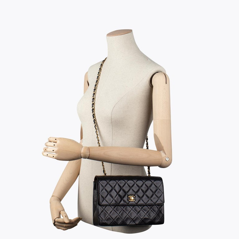 Chanel Classic Small Single Flap Crossbody Bag For Sale 8