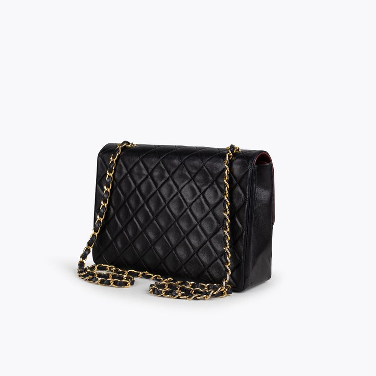Women's Chanel Classic Small Single Flap Crossbody Bag For Sale