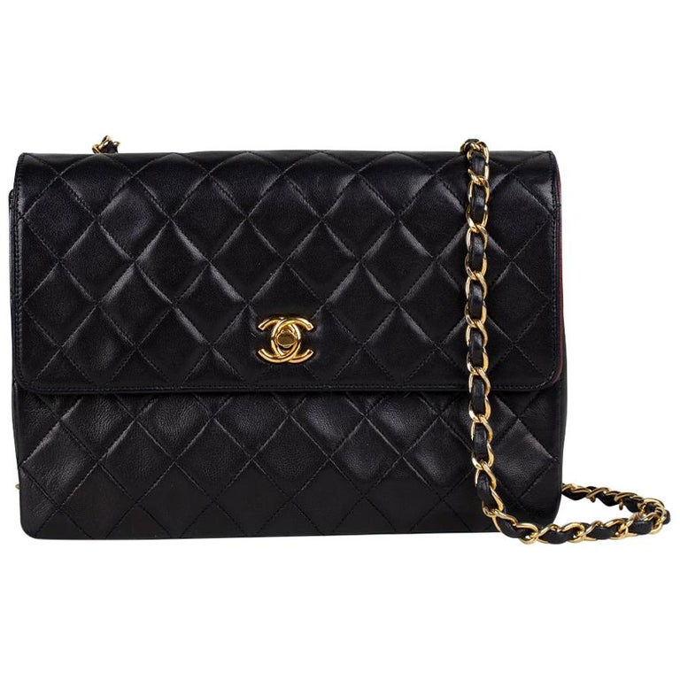 Chanel Classic Small Single Flap Crossbody Bag For Sale