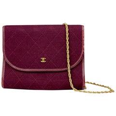 Chanel Classic Tweed Mini Flap Crossbody Bag