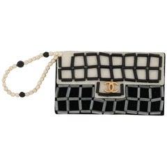 Chanel Cloth & Pin Bag Brooch