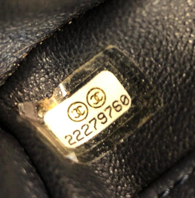 Chanel Coco Break Camera Case Caviar Medium For Sale 6