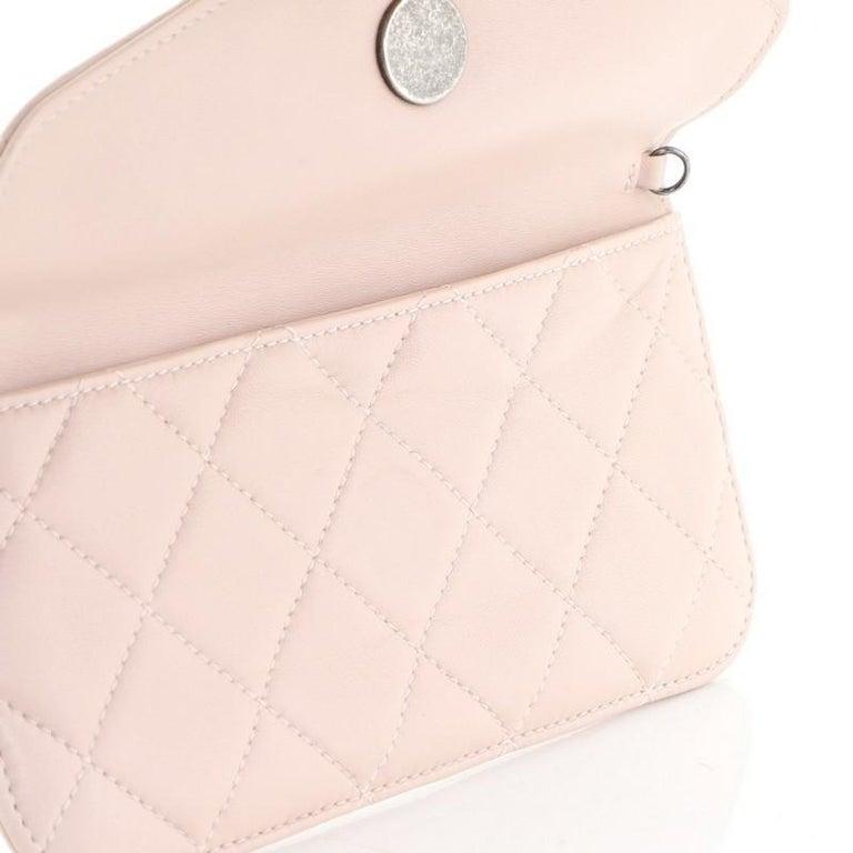Chanel Coco Break Camera Case Caviar Medium For Sale 4