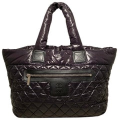 Chanel Coco Cocoon Large Reversible Tote