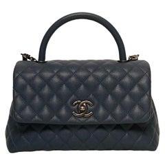 Chanel Coco Handle Flap Bag