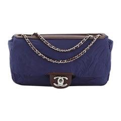 Chanel Coco Rain Flap Bag Quilted Lambskin Medium