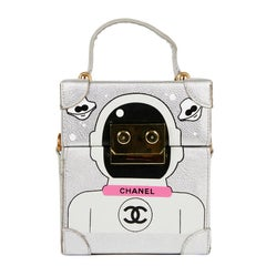 CHANEL Cocobot Bag from intimate Technology Show