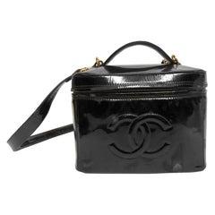 CHANEL Cosmetic Box Bag