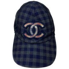CHANEL Cotton CC Cap