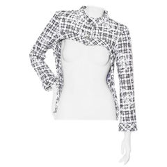 Chanel Cut Out Jacket (2014)
