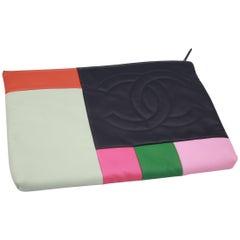 Chanel denim Clutch / Handbag