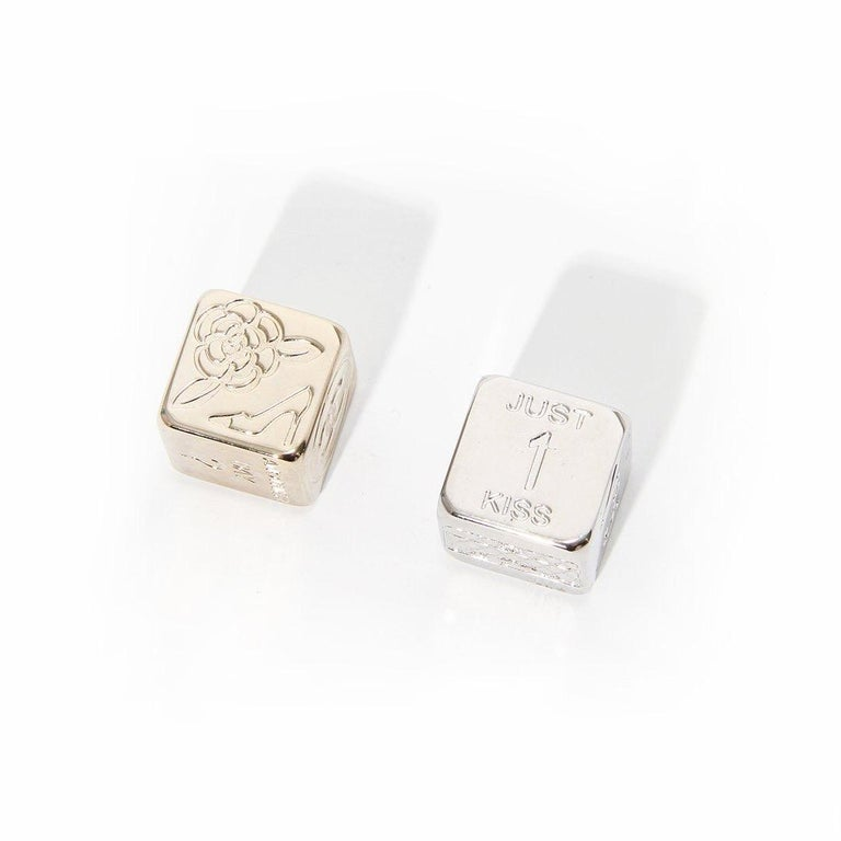 Women's or Men's Chanel Dice For Sale