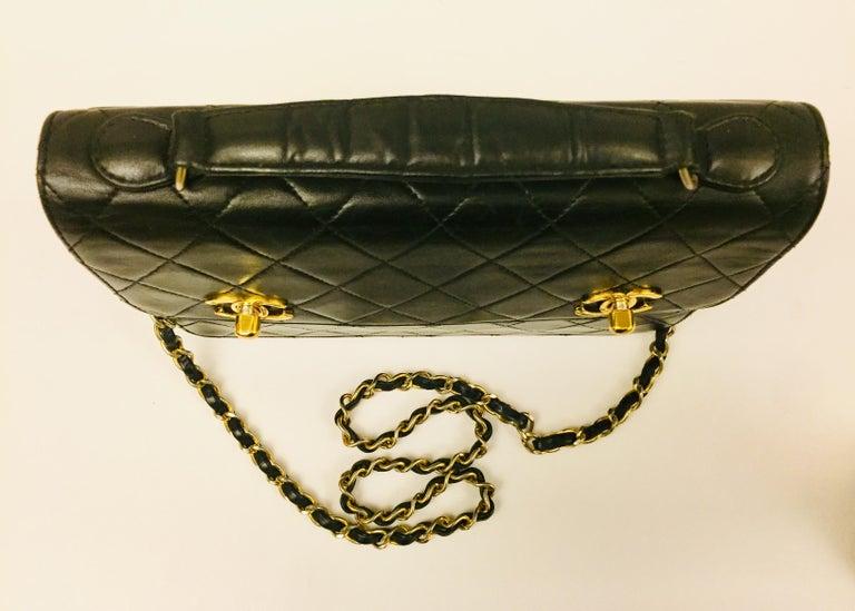 """Chanel Double """"CC"""" shoulder bag For Sale 1"""
