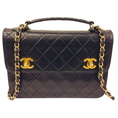 "Chanel Double ""CC"" shoulder bag"