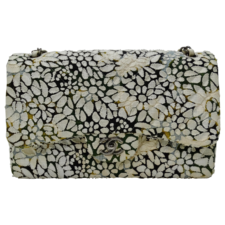 """Chanel Double Flap """"Daisy"""" Handbag"""