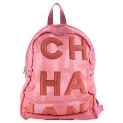 Chanel Doudoune Backpack Mesh Medium