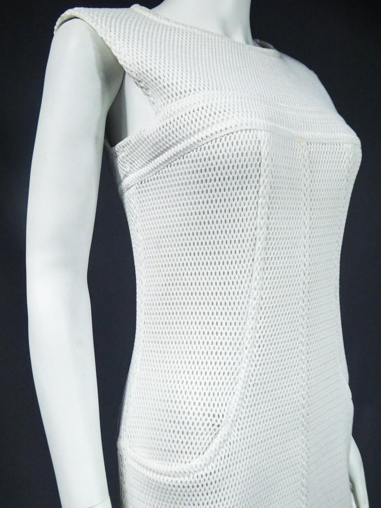 Chanel Dress and Bolero - Karl Lagerfeld Spring Summer 2013 Collection For Sale 10