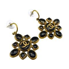 CHANEL Earrings for Pierced Ears 2011 Collection