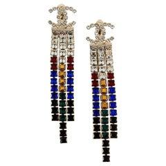 Chanel Earrings Paris - New York