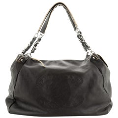 Chanel Edgy Hobo Lambskin Large