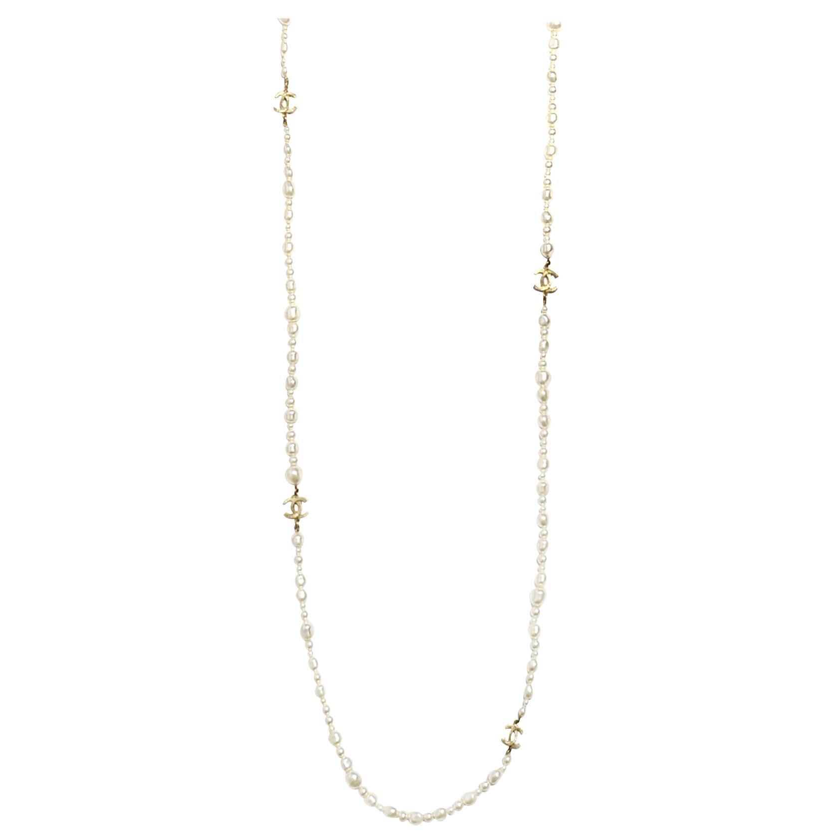 5b59f43839 Vintage Link Necklaces For Sale in USA - 1stdibs