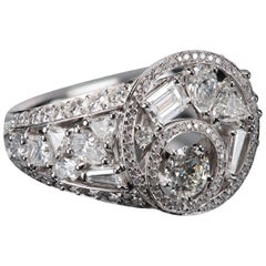 Chanel Fine Jewelry Cosmos Diamond Ring
