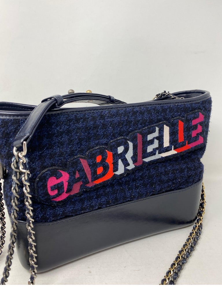 Chanel Gabrielle Bag  In Excellent Condition For Sale In Athens, GA