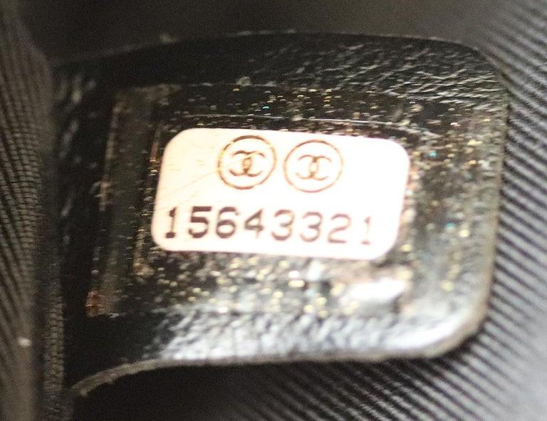 Chanel Glazed Calfskin Leather Boy Flap Bag For Sale 7