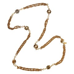 Chanel Multi-Strand Necklaces