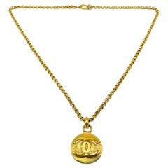 Chanel Necklace Vintage 1990s