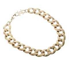 f9ef4b2157e79 Vintage Chanel Choker Necklaces - 72 For Sale at 1stdibs