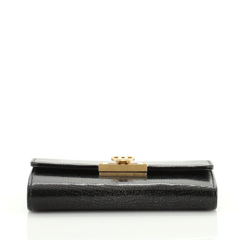 Chanel Golden Class Wallet For Sale 1