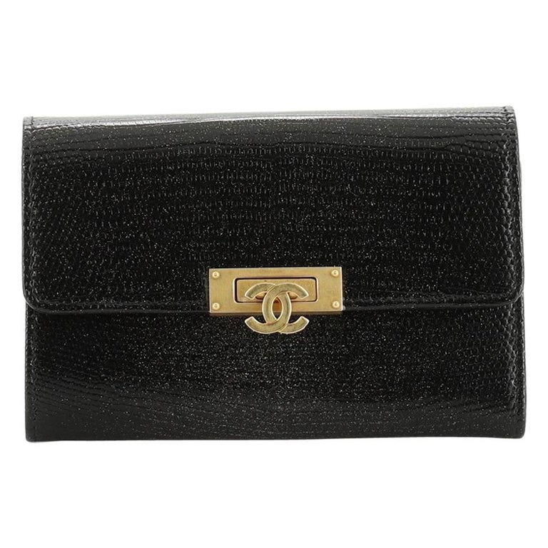 Chanel Golden Class Wallet For Sale