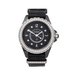 Chanel J12 Ceramic H4189 Ladies Wristwatch