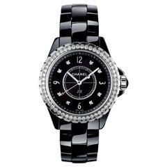 Chanel J12 Ceramic Ladies Watch H3108