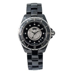 Chanel J12 H1757, Case, Certified and Warranty