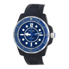 Chanel J12 H2559, Black Dial, Certified and Warranty