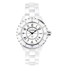 Chanel J12 Quartz Ladies Watch H0968