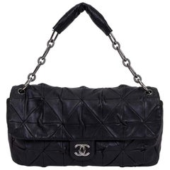 Chanel Jumbo Maxi Lambskin Leather Classic Flap Bag