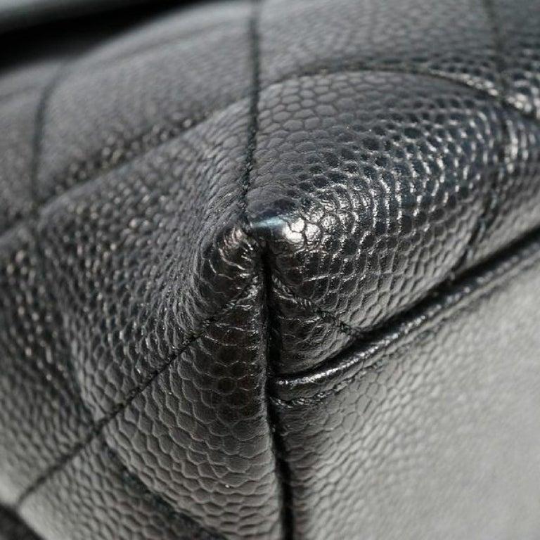 Women's CHANEL Kelly type matelasse Womens handbag black x gold hardware For Sale